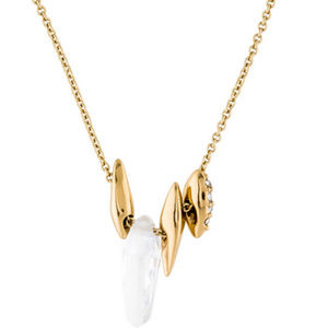 Alexis Bittar Crystal Multi Pendant Necklace